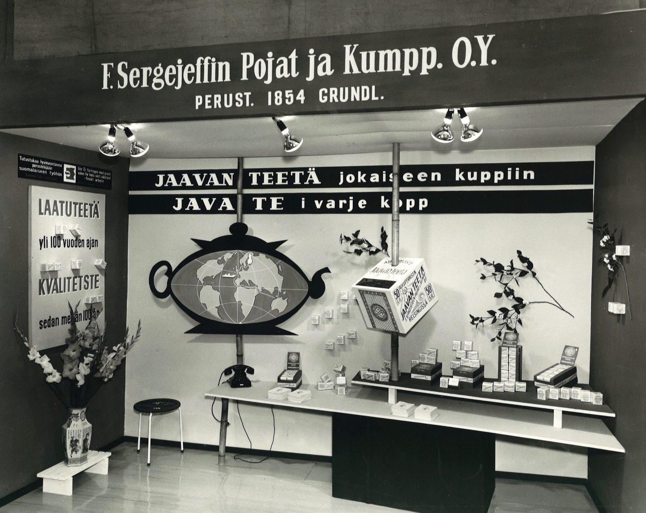 Messukuva vuodelta 1962