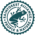 Rainforest Alliance Seal Core
