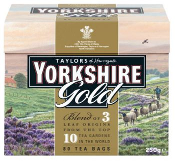Yorkshire Gold -tee