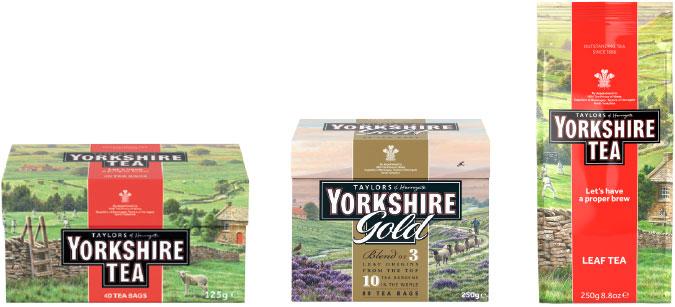 Yorkshire-tee